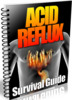 Thumbnail Acid Reflux Survival Guide - eBook with PLR