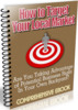 Thumbnail How to Target Your Local Market - eBook with PLR