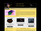 Thumbnail Halloween Website Templates # 2 with PLR