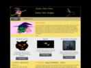 Thumbnail Halloween Website Templates # 2 with PLR