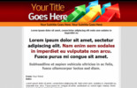 Thumbnail Minisite Template  Template - Template with PLR