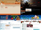 Thumbnail Seasonal WordPress Themes with PLR