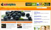 Thumbnail Acai Weight Loss Blog - WordPress Blog with PLR