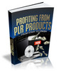 Thumbnail Profiting From PLR Products - eBook with MRR