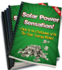 Thumbnail Solar Power Sensation - Videos, eBooks, Articles, Bonus  with RR