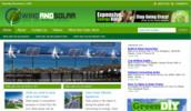 Thumbnail Solar & Wind Power Blog - WordPress Blog with PLR