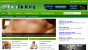 Thumbnail Body Building Blog - WordPress Blog with PLR