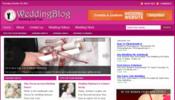 Thumbnail Wedding Tips Blog - WordPress Blog with PLR