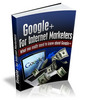 Thumbnail Google Plus for Internet Marketers - eBook with MRR