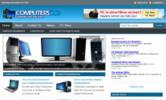 Thumbnail Computer Tips Blog - WordPress Blog with PLR