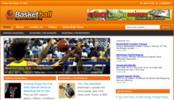 Thumbnail Basketball Blog - WordPress Blog with PLR