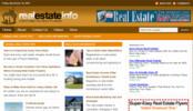 Thumbnail Real Estate Blog - WordPress Blog with PLR