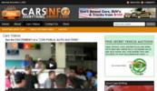 Thumbnail Cars Blog - WordPress Blog with PLR