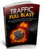 Thumbnail Traffic Full Blast - eBook with RR