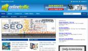 Thumbnail Online Traffic Blog - WordPress Blog with PLR