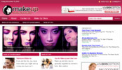 Thumbnail Make Up Blog - WordPress Blog with PLR