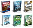 Thumbnail 50 Ways and Tips Package - 6 eBooks with MRR