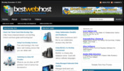 Thumbnail Web Host Blog - WordPress Blog with PLR