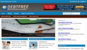 Thumbnail Debt and Credit Blog - WordPress Blog with PLR