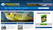 Thumbnail Fishing Blog - WordPress Blog with PLR