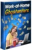 Thumbnail Work at Home Ghostwriters - eBook with MRR