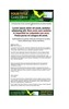 Thumbnail Green Minisite Template - Template with PLR