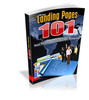 Thumbnail Landing Pages 101 - eBook with MRR