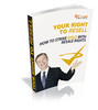Thumbnail Your Right To Resell - eBook with MRR