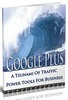 Thumbnail Google Plus - eBook with MRR