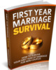 Thumbnail First Year Marriage Survival - eBook with MRR