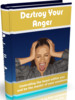 Thumbnail Destroy Your Anger - eBook with MRR