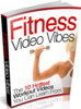 Thumbnail Fitness Video Vibes - eBook with MRR