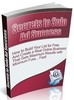Thumbnail The Secrets to Solo Ad Success - eBook with MRR