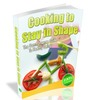 Thumbnail Cooking To Stay In Shape - eBook with MRR