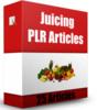 Thumbnail 25 Juicing PLR Articles - Articles with PLR