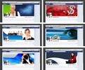 Thumbnail Facebook Timeline Covers Vol 2 - Graphics with MRR