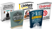 Thumbnail Marketing Package - 5 eBooks with MRR