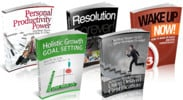 Thumbnail Productivity Package - 5 eBooks with MRR