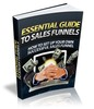 Thumbnail The Essential Guide To Sales Funnels - eBook with MRR