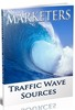 Thumbnail Marketers Traffic Wave - eBook with PLR