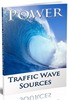 Thumbnail Power Traffic Wave Sources - eBook with PLR