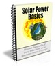 Thumbnail Solar Power Basics (Newsletter with PLR License)