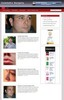 Thumbnail Cosmetic Surgery Niche Blog - WP Blog with PLR License