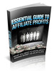 Thumbnail Essential Guide To Affiliate Profits -eBook with MRR License