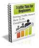 Thumbnail Traffic Tips for Beginners - Newsletter Package with PLR