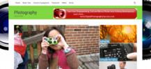 Thumbnail Photography Tricks Blog - WP Blog with PLR