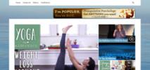 Thumbnail Meditation Yoga Blog - WP Blog with PLR