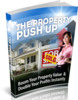 Thumbnail The Property Push Up - eBook with MRR License
