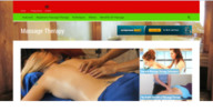 Thumbnail Massage Therapy Blog - WP Blog with PLR License