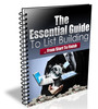 Thumbnail The Essential Guide To List Building - eBook with MRR License